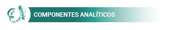Componentes analíticos